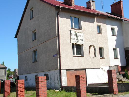 sprzedaż | dom jednorodzinny bliźniak| Świdwin , ul.: Popiełuszki 20