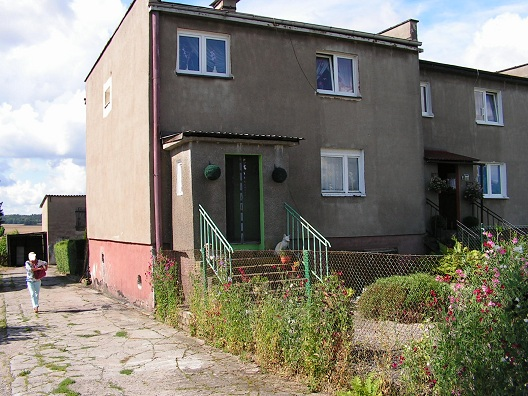 sprzedaż | segment domu szeregowego | Słonowice 10 km od Świdwina