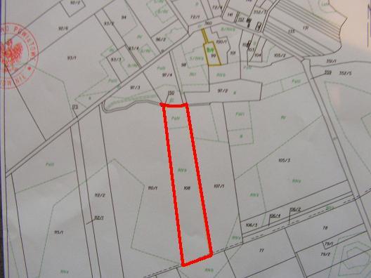 sprzedaż | grunty orne , klasa IVb | Głodzino 17 km od Świdwina