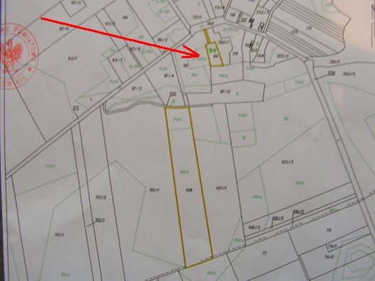 sprzedaż | działka budowlana |  Głodzino 17 km od Świdwina