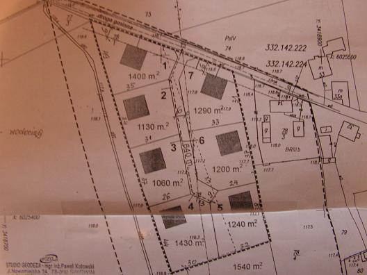 sprzedaż | działki budowlane 4 km od Świdwina | Krosino
