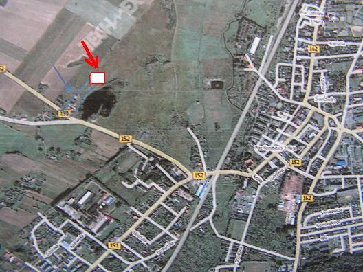 sprzedaż | działki budowlane przy JEZIORZE|  Przybysław pod Świdwinem