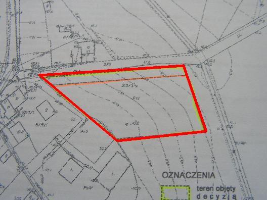 sprzedaż |  działka budowlana | Sławoborze 15km od Świdwina