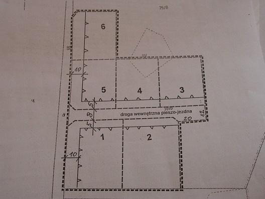sprzedaż | działki budowlane  | Przybysław 1km od Świdwina