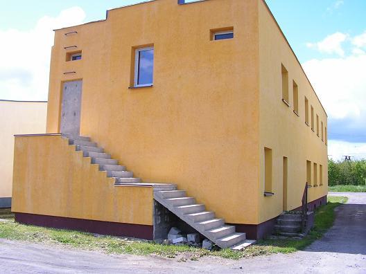 sprzedam  |  budynek użytkowy z mieszkaniem | Świdwin ul.: Spółdzielcza 2