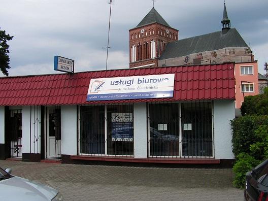 sprzedaż | lokal usługowy | Świdwin ; ul Nowomiejska 42