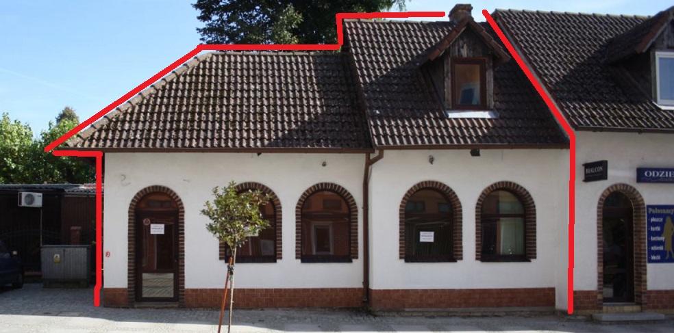 sprzedaż | lokal usługowo-mieszkalny | Świdwin ; ul I-go Maja