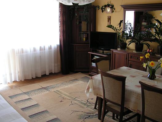 sprzedaż   mieszkanie 3 pok. z balkonem,II piętro w bloku + GARAŻ+DZIAŁKA  Redło , 14 km od Świdwina