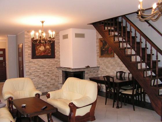 sprzedaż   mieszkanie dwukondygnacyjne 4 pokoje , parter     Nielep 12 km od Świdwina
