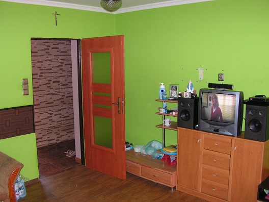 sprzedaż | mieszkanie nad jeziorem 3 pokoje , II pietro | Łąkowo 8 km od Świdwina