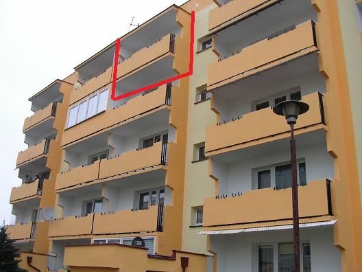 sprzedaż | mieszkanie 2 pok. IV piętro w bloku z balkonem | Świdwin , ul.: Piłsudskiego 4