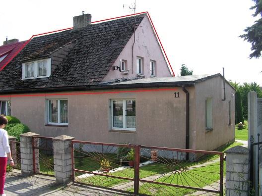 sprzedaż | mieszkanie 2 pok. Ip. w domu | Świdwin ,ul.:Szczecińska 11