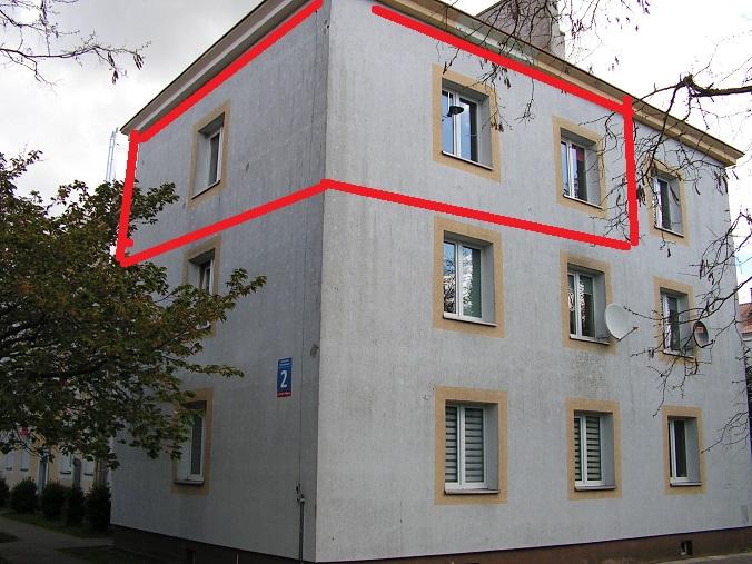 sprzedaż | mieszkanie w bloku 2 pokoje , II piętro | Świdwin , ul.Żwirki i Wigury 2