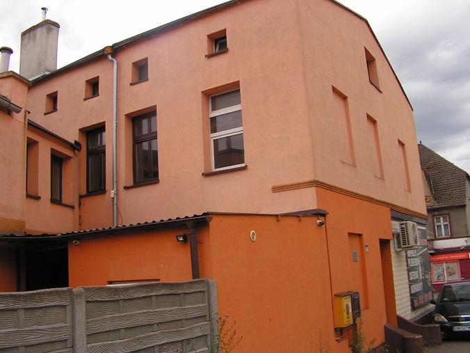 sprzedaż | mieszkanie w kamienicy 5 pokoi 2 kondygnacje , I piętro | Świdwin , ul Drawska 13